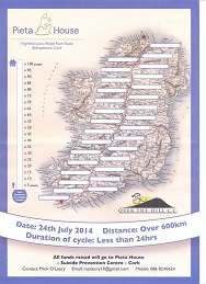 Geared for life route map